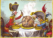 Is this another Tory scandal brewing? (Part 2) - Page 4 220px-Caricature_gillray_plumpudding