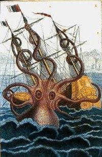 Criptozoología 200px-Colossal_octopus_by_Pierre_Denys_de_Montfort