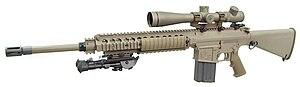 الجيش الامريكي نظرة عن قرب 300px-M110_ECP_Left