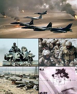 إسرائيل الكبرى من حرب الخليج ..إلى المذبحة ..إلي الحرب العالمية الثالثة 300px-Gulf_War_Photobox