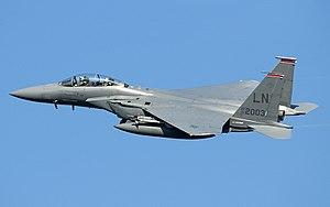 انفرااااد : خطة الحرب الكورية - صفحة 2 300px-F-15E_Strike_Eagle