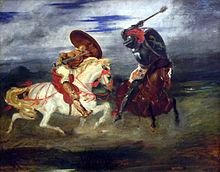 PRESENTACIONES III - Página 38 220px-Louvre-peinture-francaise-paire-de-chevaliers-romantiques-p1020301