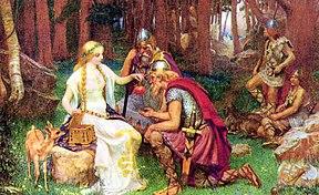 Nordijska mitologija 288px-Idun_and_the_Apples