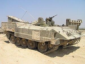 لواء غولاني الاسرائيلي ........חֲטִיבַת גּוֹלָנִי 300px-Achzarit