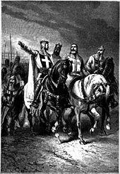 Biographie de Godefroy de Bouillon (1058-1100) 170px-CrusadeLeaders