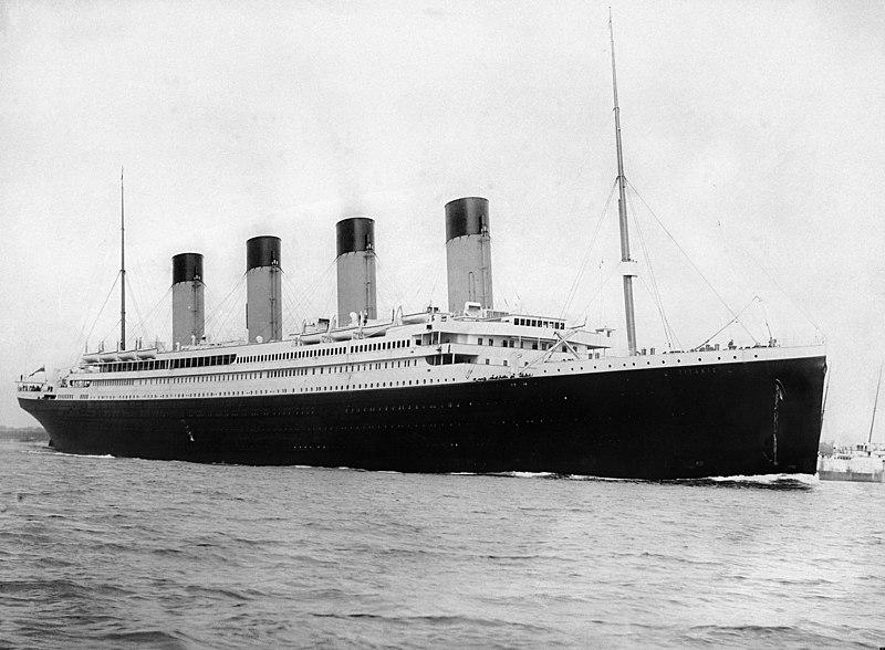 100. godišnjica potonuća Titanica 800px-RMS_Titanic_3
