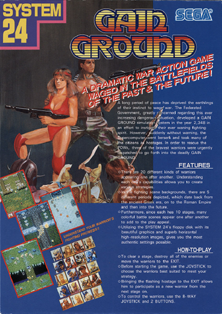Last Retro Game You Played? What Retro Game Are You Currently Playing? - Page 2 Gain_Ground_%28leaflet%29