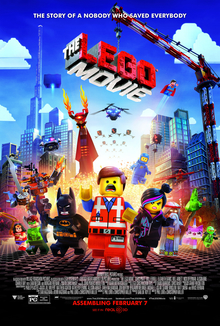 [ANIMACIÓN] Lego DC Comics The_Lego_Movie_poster