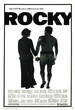 Top 5: Las mejores películas que he visto Rocky_poster