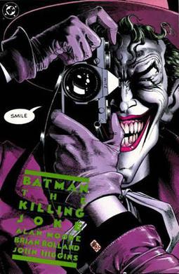 ¡Todas las películas de DC! Killingjoke
