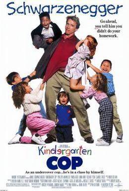 """✌ Classement  ????????  de pays (en anglais) : education et """"bonheur"""".... Kindergarten_Cop_film"""