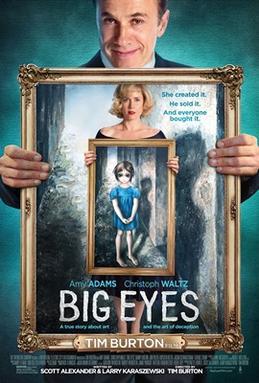 BSO (Big Eyes) » Big Eyes + I Can Fly [FULL] Big_Eyes_poster