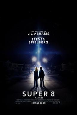 Super 8 de JJ Abrams. Super_8_Poster