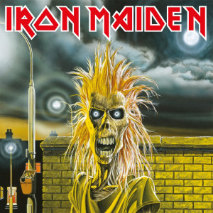 Spisak Albuma Bendova Iron_Maiden_(album)_cover