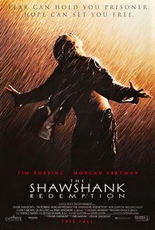 The Shawshank Redemption (1994) ShawshankRedemptionMoviePoster