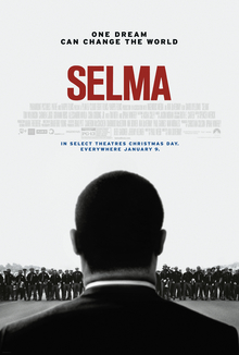 Premios Oscar 2015 Selma_poster