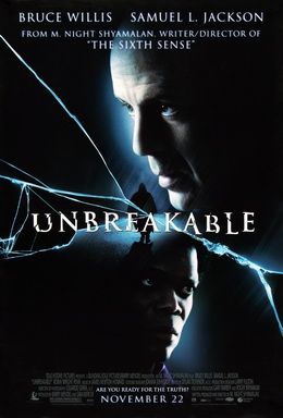 [Películas] Recomendá una película para comiqueros - Página 2 Unbreakableposterwillis