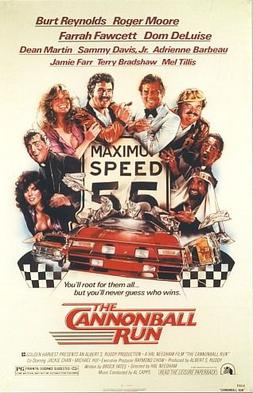 Worst 2000AD Strips of All Time Cannonball_run