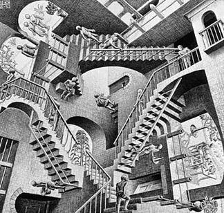 [Jeu] Association d'images - Page 19 Escher%27s_Relativity