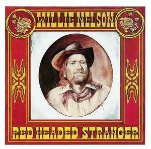 Willie Nelson WillieNelsonRedHeadedStrangeralbumcover