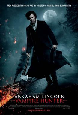 Abraham Lincoln Vampire Hunter (2012) Abraham_Lincoln_-_Vampire_Hunter_Poster