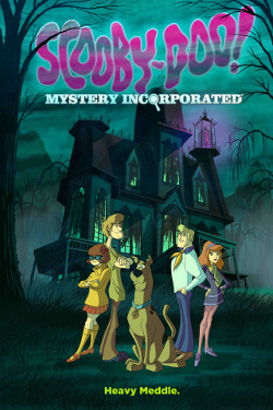 [Hanna-Barbera] Scooby-Doo - Les Séries (1969-201?) Scooby_doo_mystery_incorporated_poster
