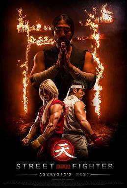 [SERIE/FILM] Street Fighter - Assassin's Fist Assassins_Fist_first_official_poster_Ken_and_Ryu