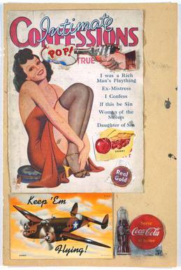 Pop Art I_was_a_Rich_Man%27s_Plaything_1947