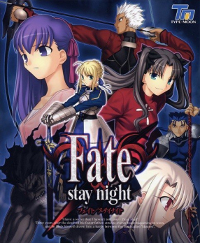 Live Action Adaptations Fate-stay_night