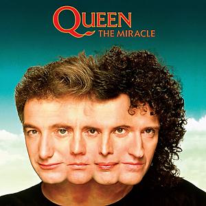 CUAL FUE EL PRIMER DISCO DE ROCK AND ROLL QUE COMPRASTEIS? Queen_The_Miracle