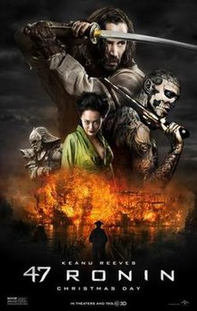 What I've Just Watched Part 4: There And Back Again 220px-47Ronin2012Poster