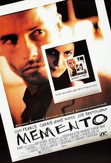[Film] Memento 220px-Memento_poster