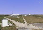 Un Concorde, 2 airbus et 1 Av de chasse a Paray Vielle Poste Delta_3d6