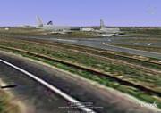Un Concorde, 2 airbus et 1 Av de chasse a Paray Vielle Poste Delta_3d7