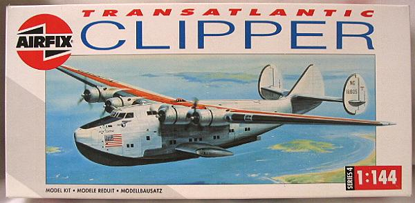 "Boeing 314 ""Dixie Clipper"" 1939-1950 (/1/144 Minicraft) Boeing-clipper-5a"