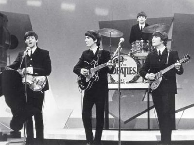 Things you wanted to say...... Beatles_edsullivan