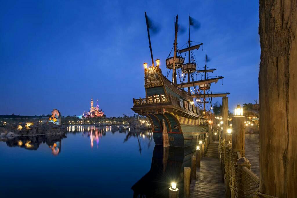 Novità Shanghai Disneyland Resort - apertura 16 giugno 2016 0474749c76b76b27ee9415e81cd7f255