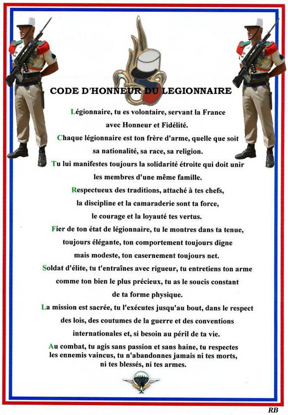 Code d'honneur du légionnaire 1cdhheh