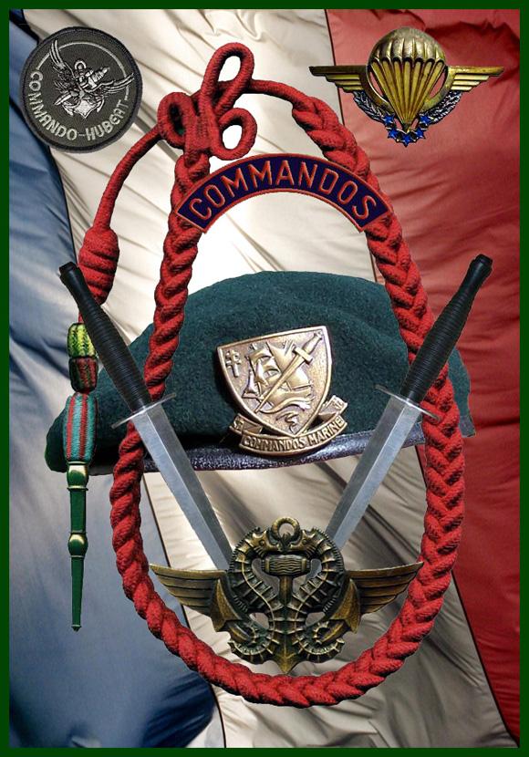 Commando marine Hubert 4hfl