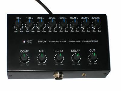 Equalizer : Traitement BF audio ( UR6GW ) S64078389
