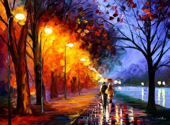 Αγαπημένα Έργα Τέχνης Leonid_afremov_art_work_1