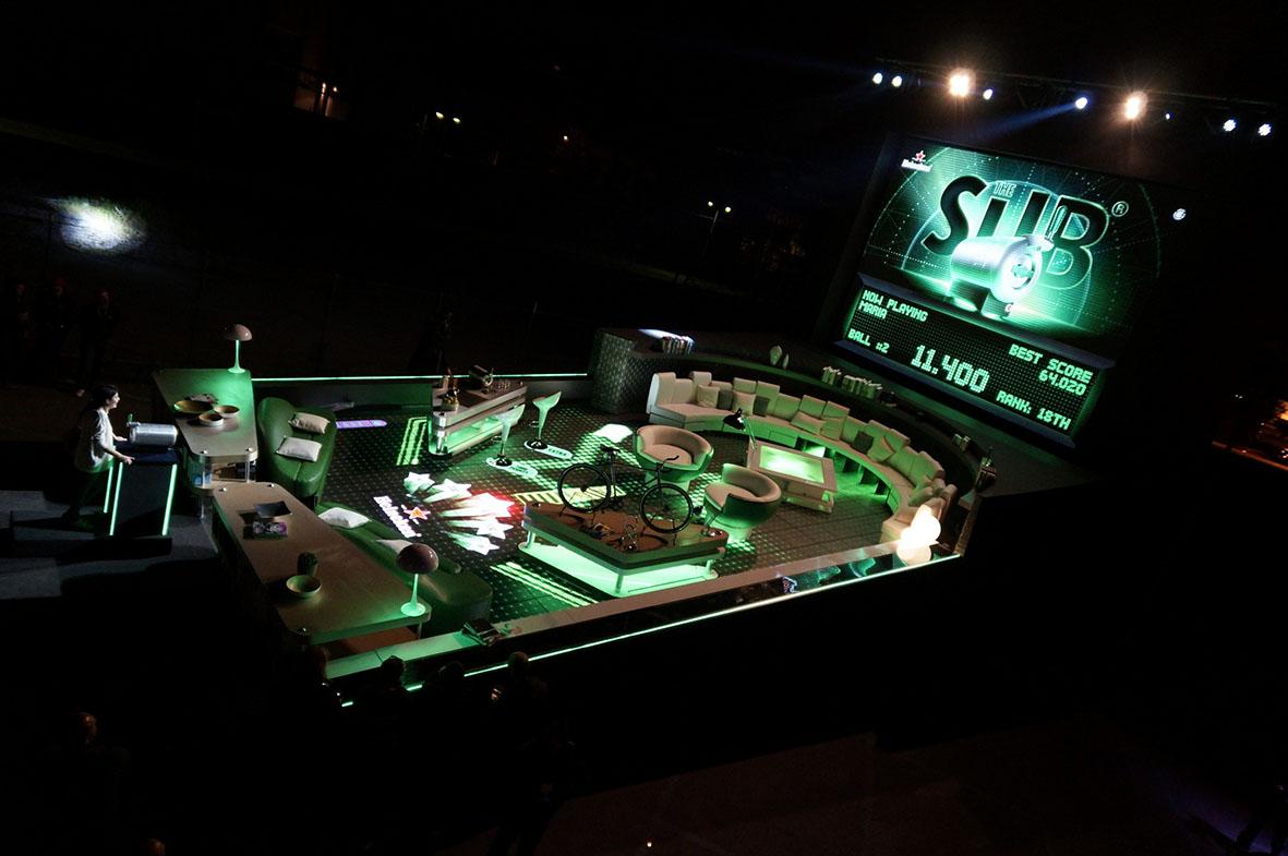 Le plus grand flipper du monde Heineken-flipper-3