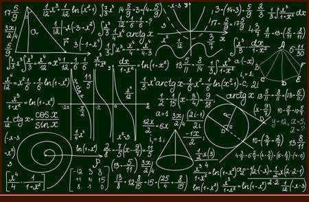 Sondage Renault changement batterie ! 37555875-tableau-noir-vecteur-de-l-ecole-avec-des-calculs-mathematiques-manuscrites