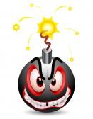 Changement des boiseries - Page 2 9813439-smiley-ball-et-la-bombe-smiley