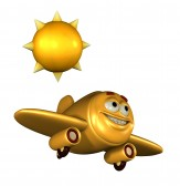 Y de repente tú - Lola Rey (rom) 11711108-plano-de-caritas-felices-volando-en-un-dia-soleado