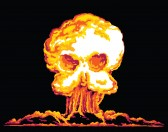 Changement des boiseries - Page 2 10304608-explosion-skull