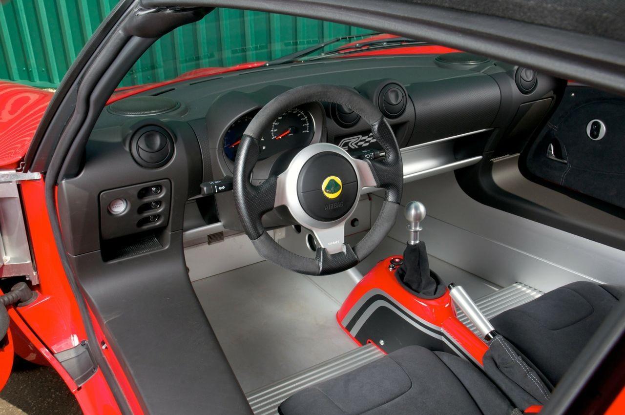 Idee per interno Lotus-elise-club-racer-interior-interior-1811766099