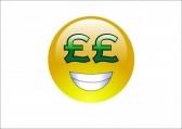 Busco libroo  - Página 2 4269349-aqua-emoticon--soldi-libbre