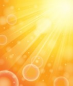 triade sentimentale 19059109-image-abstraite-avec-des-rayons-du-soleil