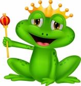 RANILANDIA - Página 12 24469350-frog-king-cartoon